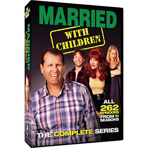 Married with Children - Complete Series DVD For Sale