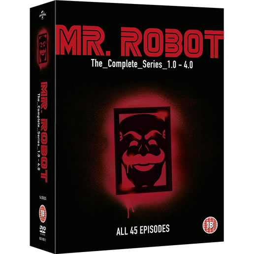 Mr. Robot - Complete Series DVD For Sale