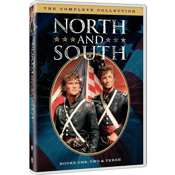 North and South - Complete Series DVD For Sale