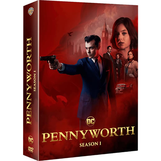 Pennyworth Season 1 DVD For Sale in UK