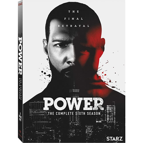 Power Season 6 DVD For Sale in UK