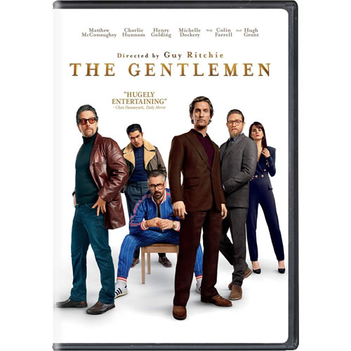 The Gentlemen on DVD For Sale