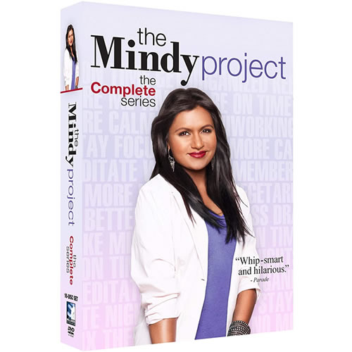 The Mindy Project - Complete Series DVD For Sale