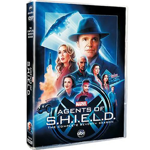 Agents of SHIELD Season 7 DVD For Sale in UK