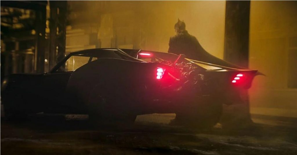 The Batman Footage Confirmed For DC FanDome