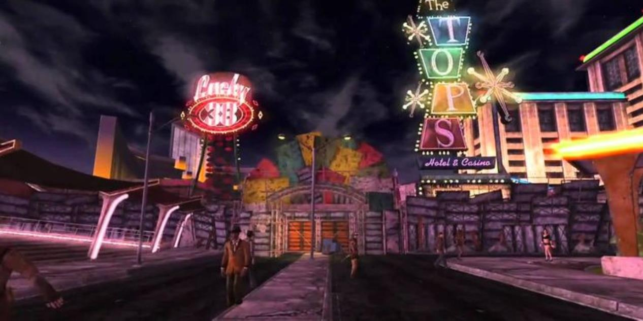 Why Fallout Fans Like New Vegas Better Than Bethesda's Games