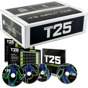 Focus T25 + GAMMA 14-Disc DVD Set on DVD For Sale