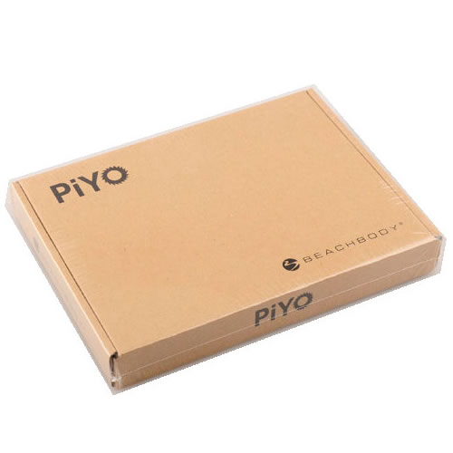 PIYO 5-Disc DVD Set on DVD For Sale