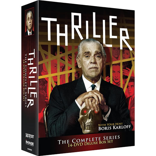 Thriller - Complete Series DVD For Sale