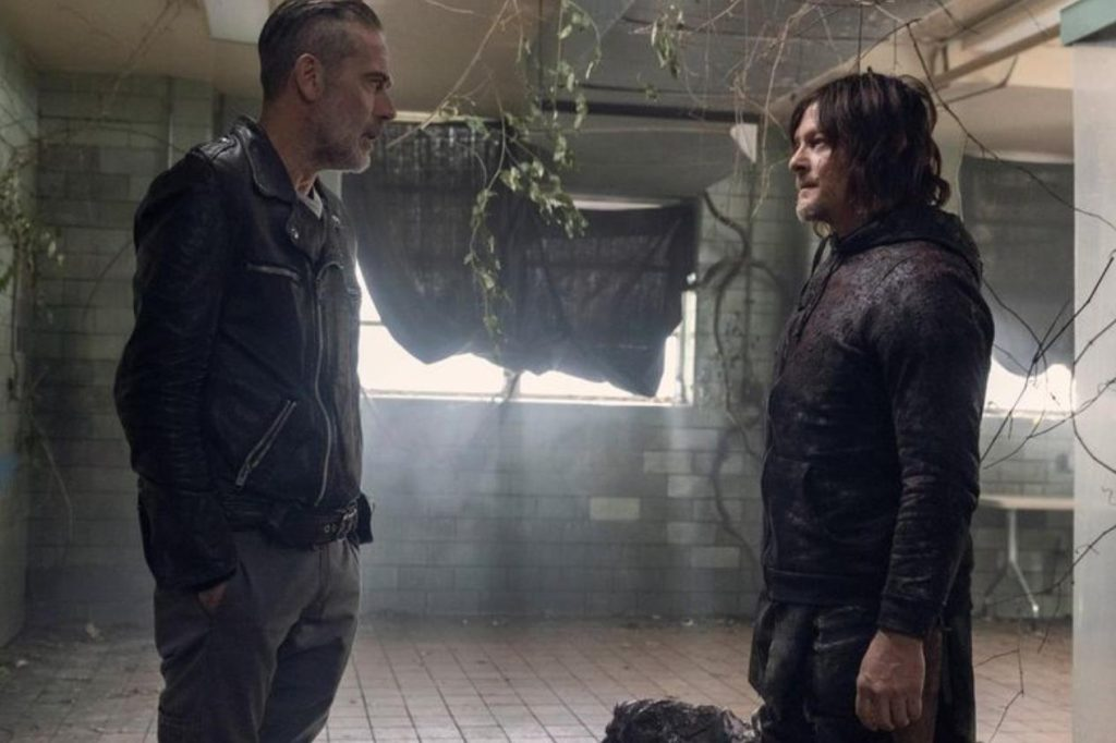 The Walking Dead Season 10: Daryl & Negan Are Teaming Up In New Photos