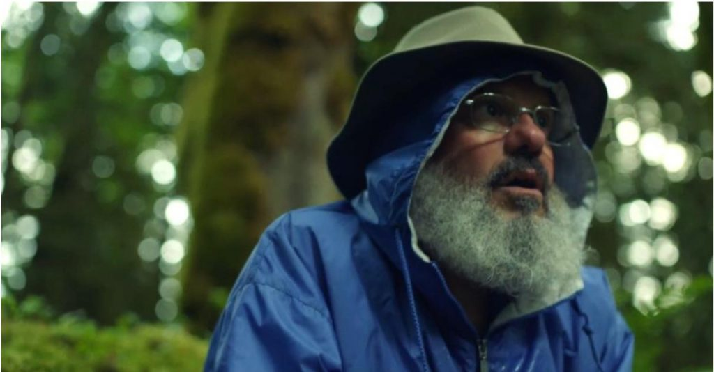The Dark Divide Trailer Takes David Cross On An Adventure In The Wilderness
