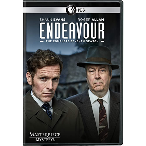 Endeavour Season 7 DVD For Sale in UK