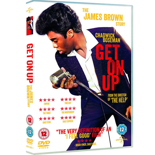 Get On Up DVD (2014) For Sale in UK