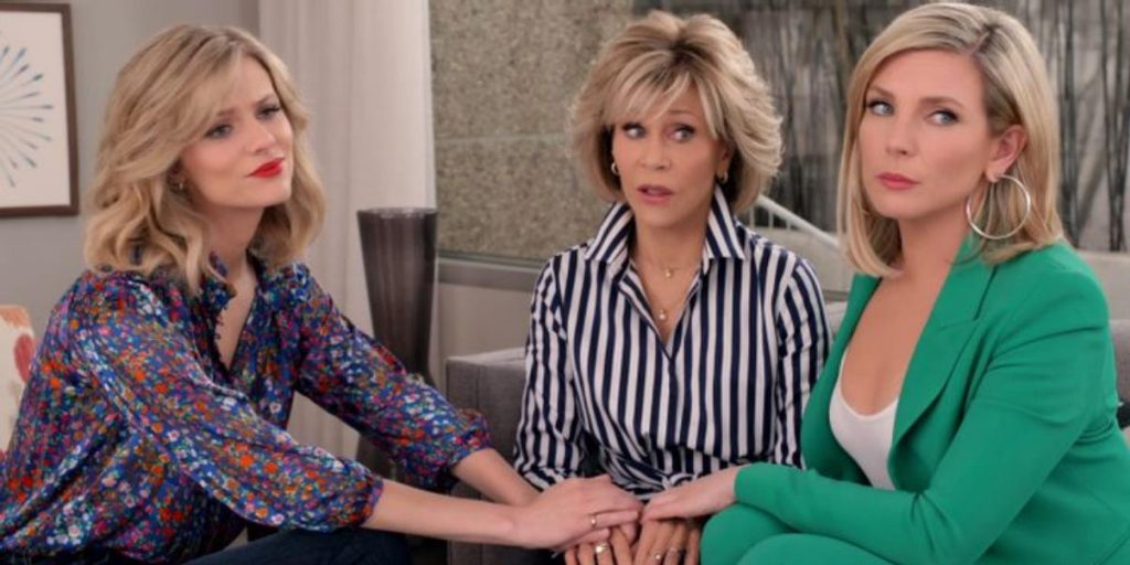 Grace And Frankie: 5 Times We Love Their Kids (& 5 We Can't Stand Them)