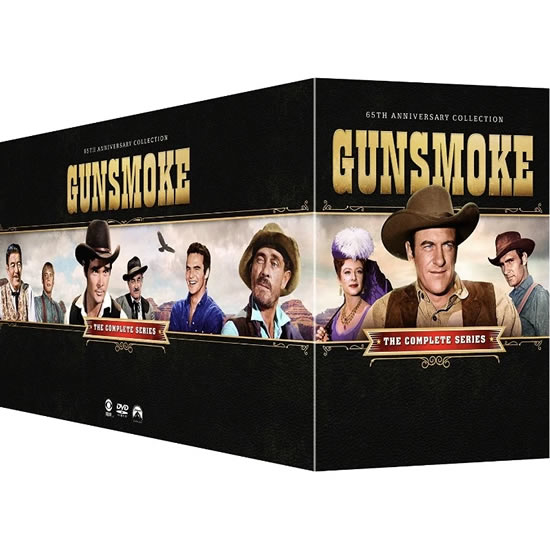 Gunsmoke - Complete Series DVD For Sale