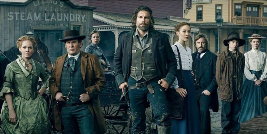 Where Is Hell On Wheels Filmed: All Locations