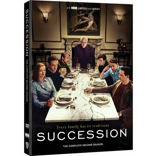 Succession Season 2 DVD For Sale in UK