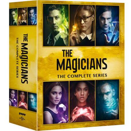 The Magicians - Complete Series DVD For Sale