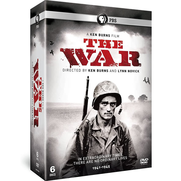 The War - A Ken Burns Film DVD For Sale in UK