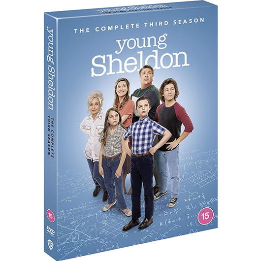 Young Sheldon Season 3 DVD For Sale in UK