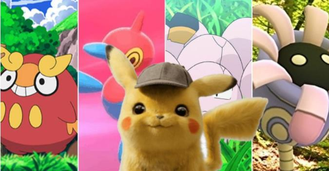 Detective Pikachu: 10 Pokémon That Seem Impossible To Adapt To Live Action