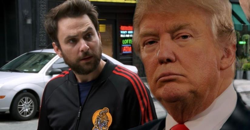 It's Always Sunny Star Imagines Trump Debate Comment As Episode