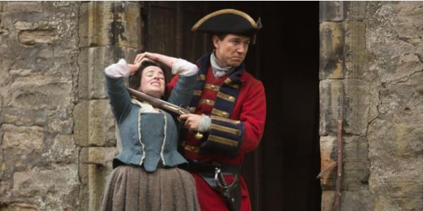 Outlander: 10 Worst Things Black Jack Randall Has Done, Ranked