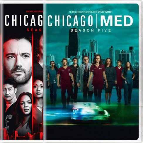 Chicago Med: Complete Series 4-5 DVD For Sale