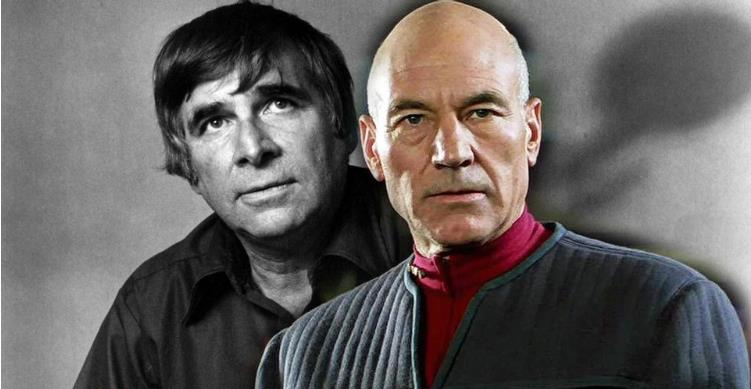 Star Trek: TNG — Why Gene Roddenberry Hated Patrick Stewart As Picard