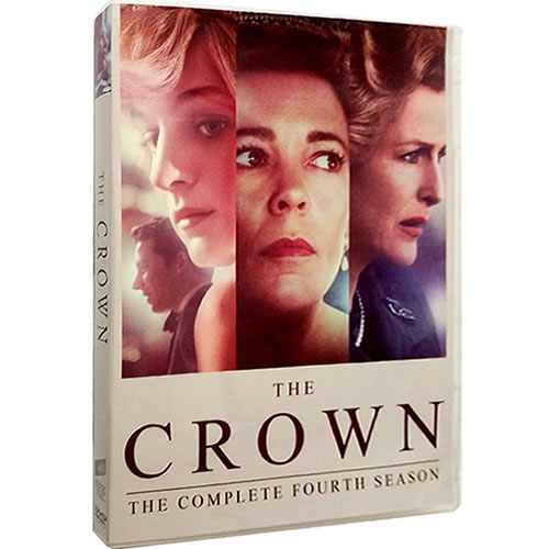 The Crown Season 4 DVD For Sale in UK