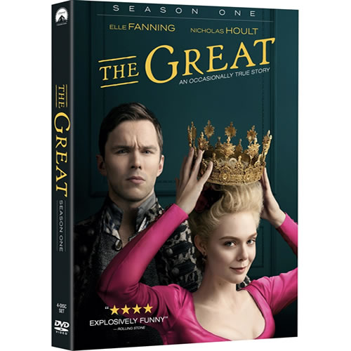 The Great Season 1 DVD For Sale in UK