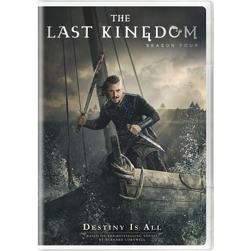 The Last Kingdom Season 4 DVD For Sale in UK