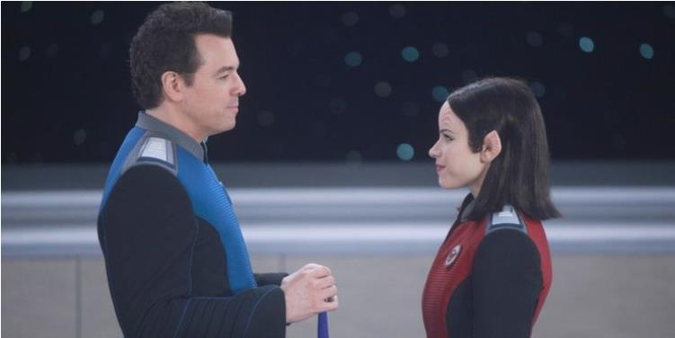 The Orville: 10 Things You Never Knew About The Star Trek Parody