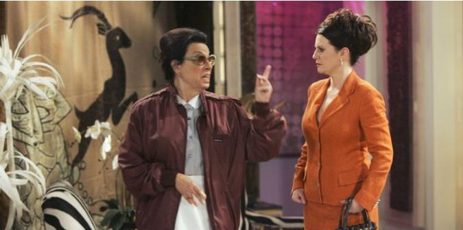 How The Will & Grace Revival Handled Rosario's Death