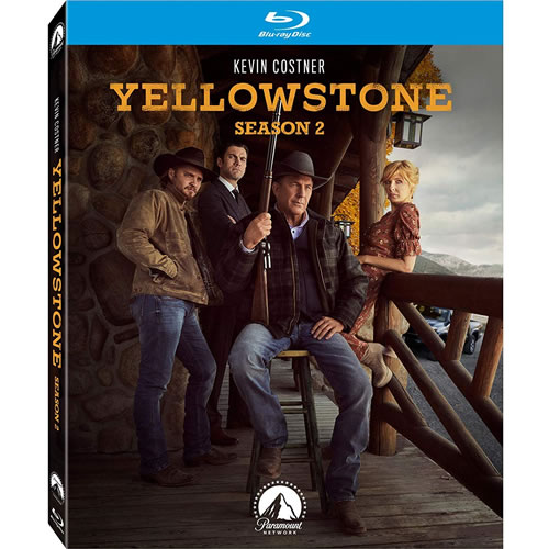 Yellowstone Complete Season 2 Blu-ray Region Free For Sale
