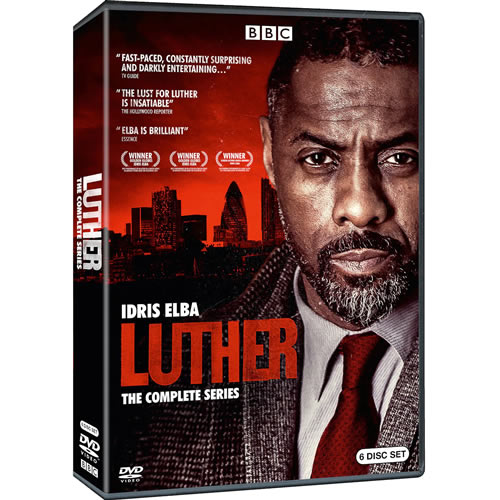Luther - Complete Series DVD For Sale