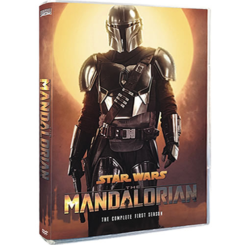 Star Wars: The Mandalorian Season 1 DVD For Sale in UK