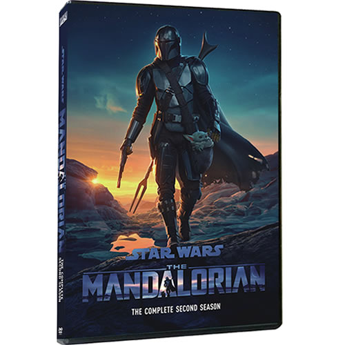 Star Wars: The Mandalorian Season 2 DVD For Sale in UK