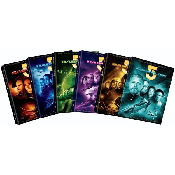 Babylon 5 - Complete Series DVD For Sale