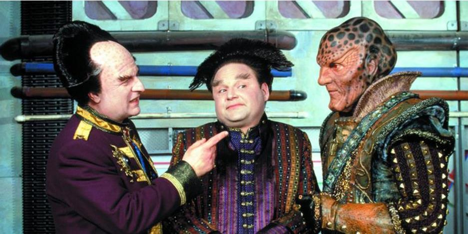 Babylon 5: 10 Hidden Details About The Costumes You Didn't Know