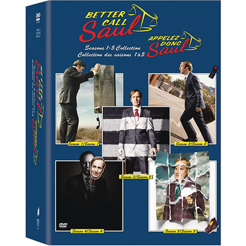 Better Call Saul - Complete Series DVD For Sale