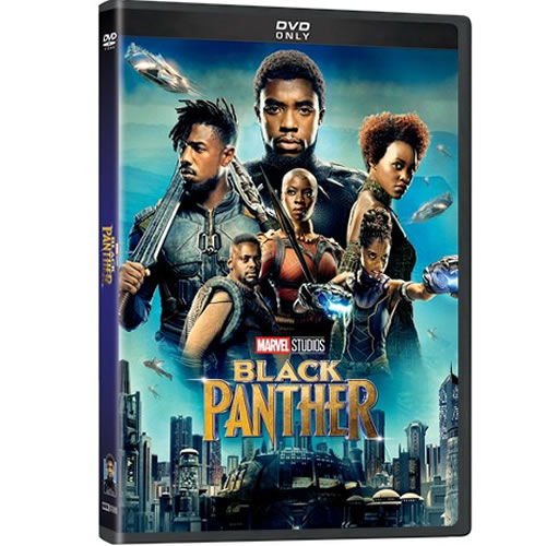 Black Panther on DVD For Sale