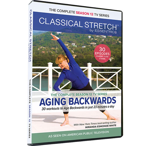 Classical Stretch Complete Season 12 on DVD For Sale