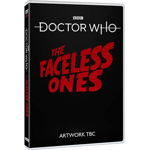 Doctor Who: The Faceless Ones on DVD For Sale