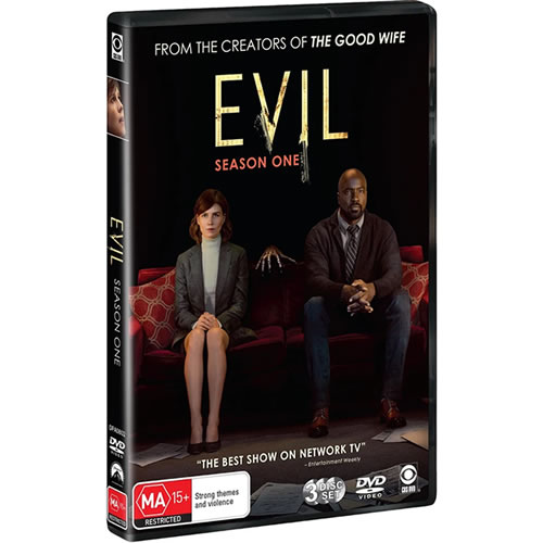 Evil Season 1 DVD For Sale in UK