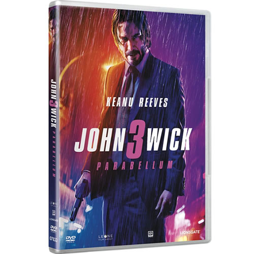 John Wick 1-3 Complete Collection on DVD For Sale