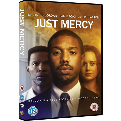 Just Mercy on DVD For Sale