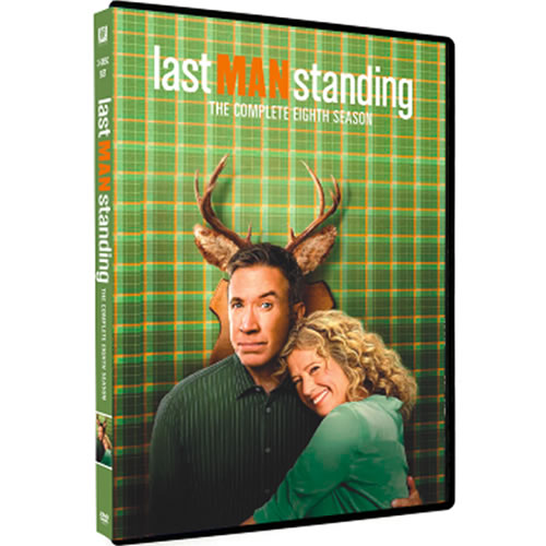 Last Man Standing Season 8 DVD For Sale in UK