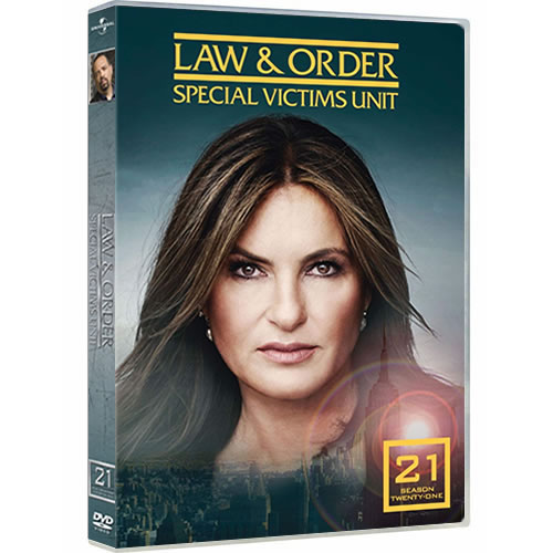 Law & Order: Special Victims Unit Season 21 DVD For Sale in UK