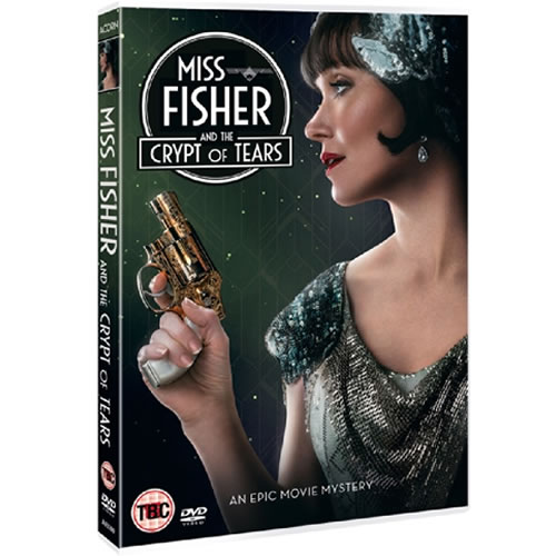 Miss Fisher & the Crypt of Tears on DVD For Sale